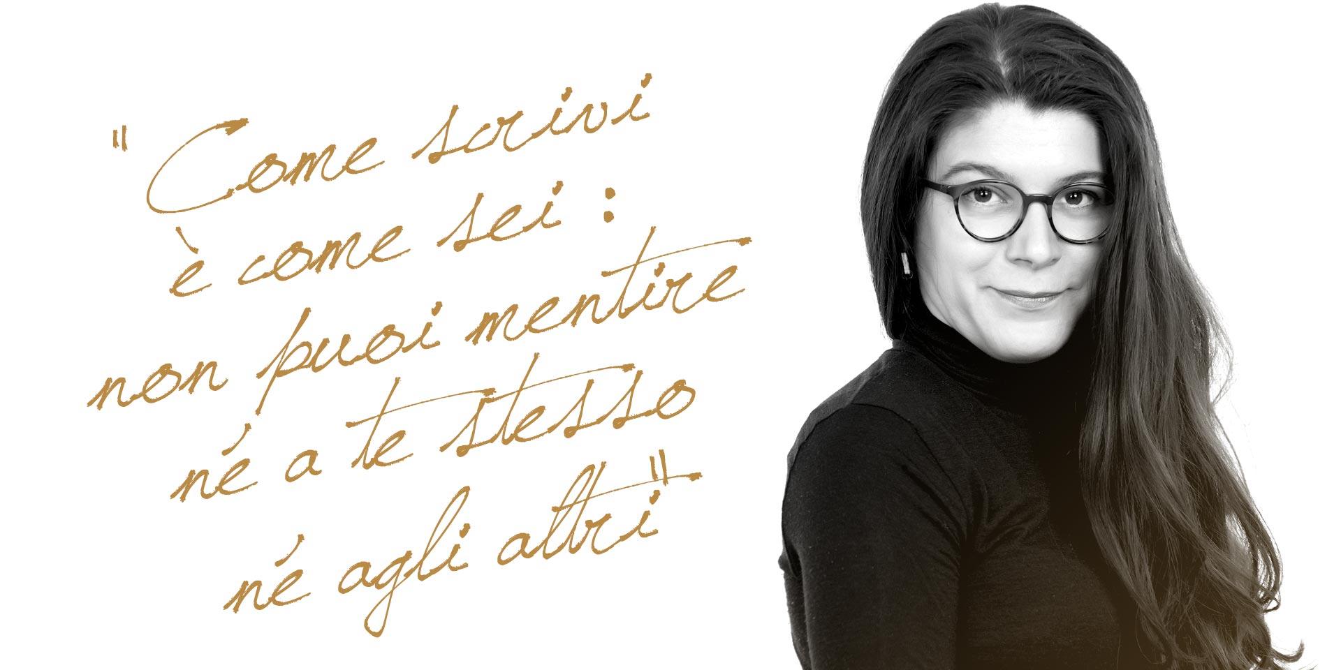 Dott.ssa Francesca Villa grafologa