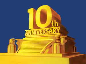 10 anni studio di grafologia